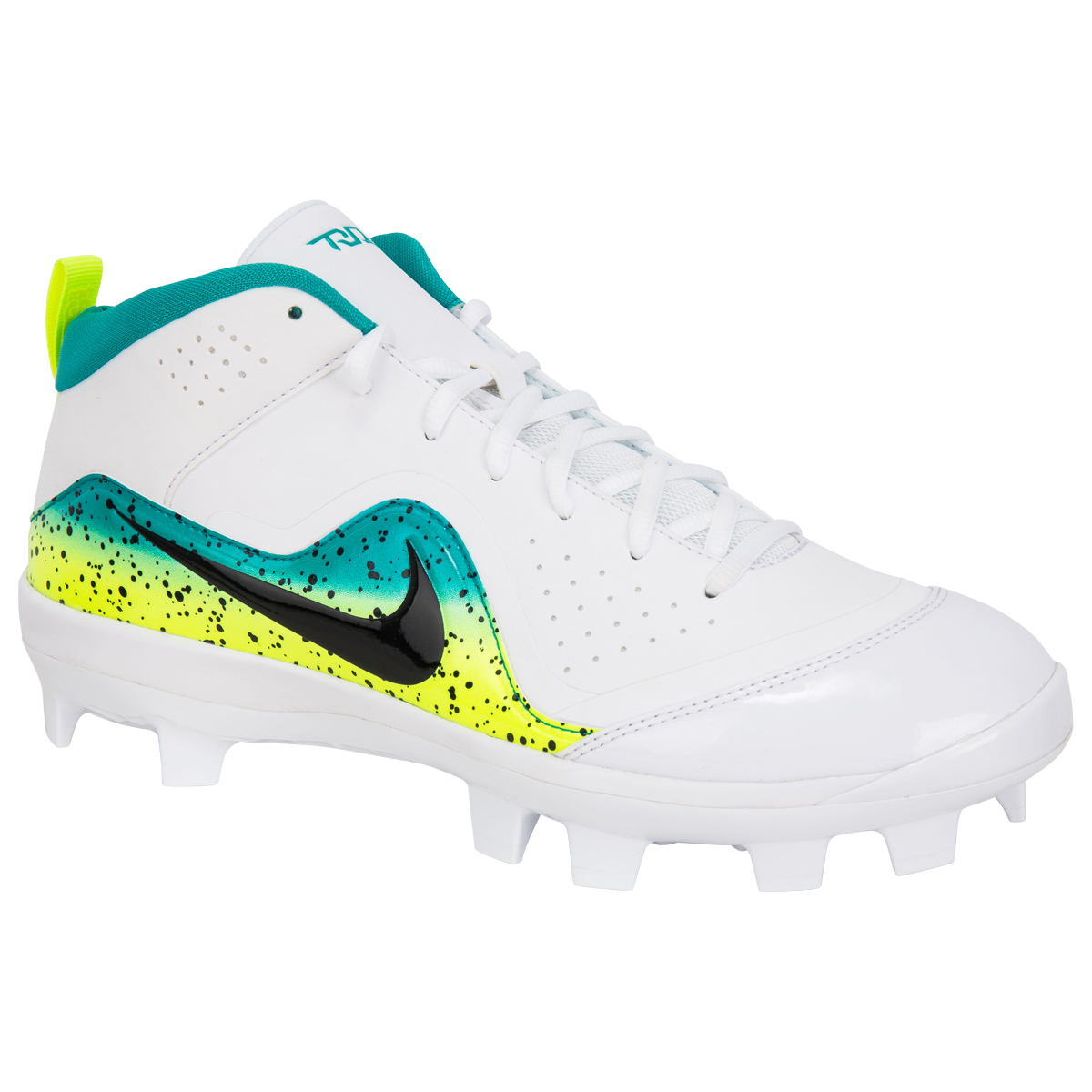 5ad48778eeff6 Inspired by Mike Trout s explosive speed and power  Men s Nike Trout Pro  MCS Baseball Cleat combines stability and breathability for peak  performance on ...