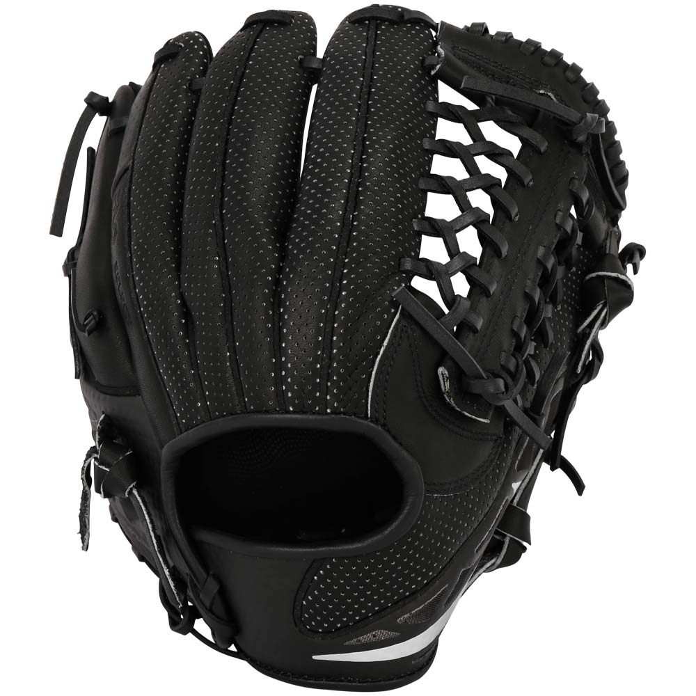 """Professional-grade shaping and modern performance technology combine to  create the lightweight Nike MVP Select 11.75"""" Baseball Fielding Glove built  for ..."""